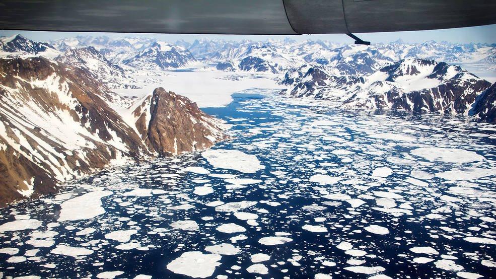 Groenlandia alcanza un punto de no retorno 1/2