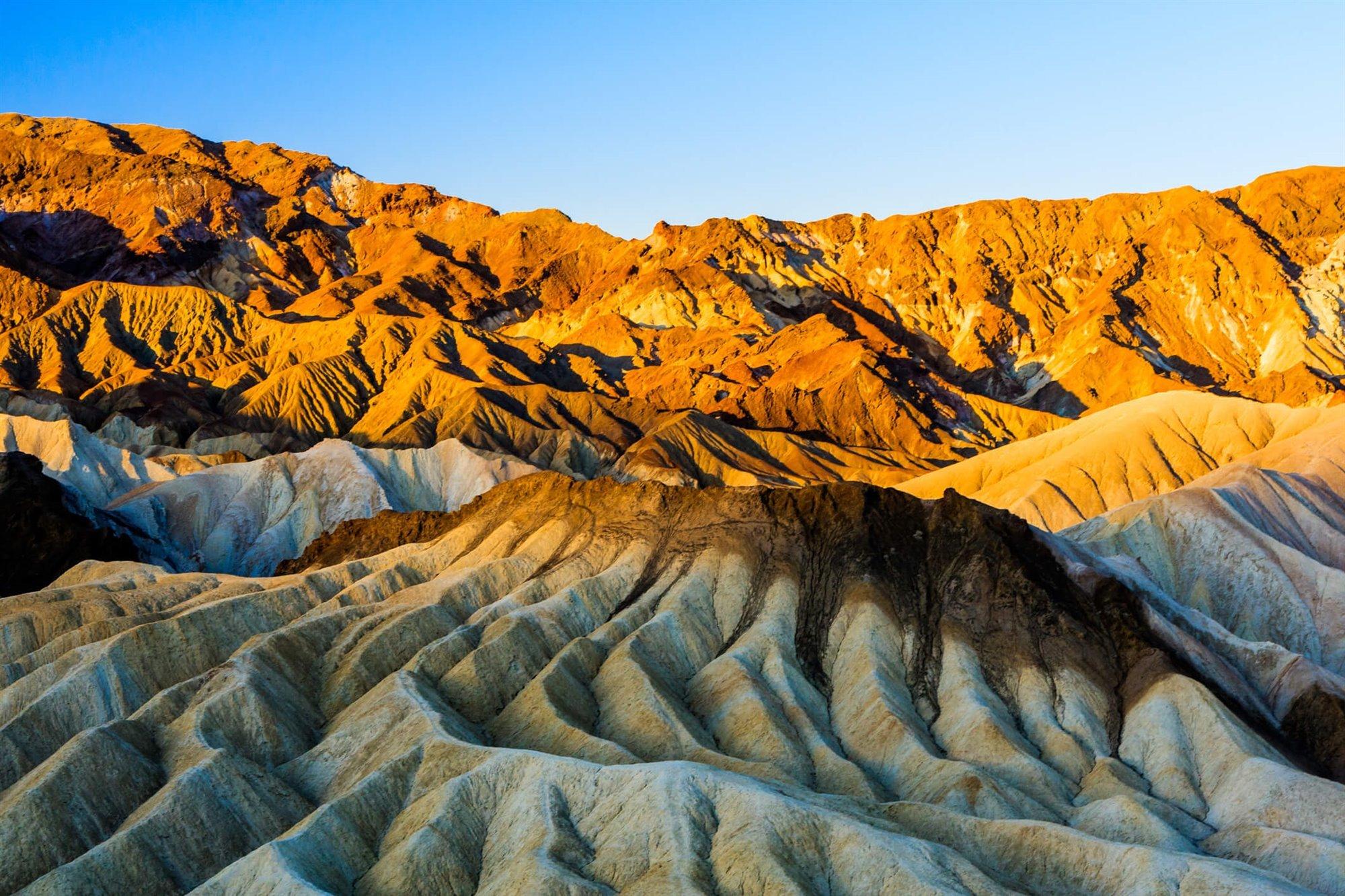 Olas de calor más intensas: récord en el Valle de la Muerte 2/2