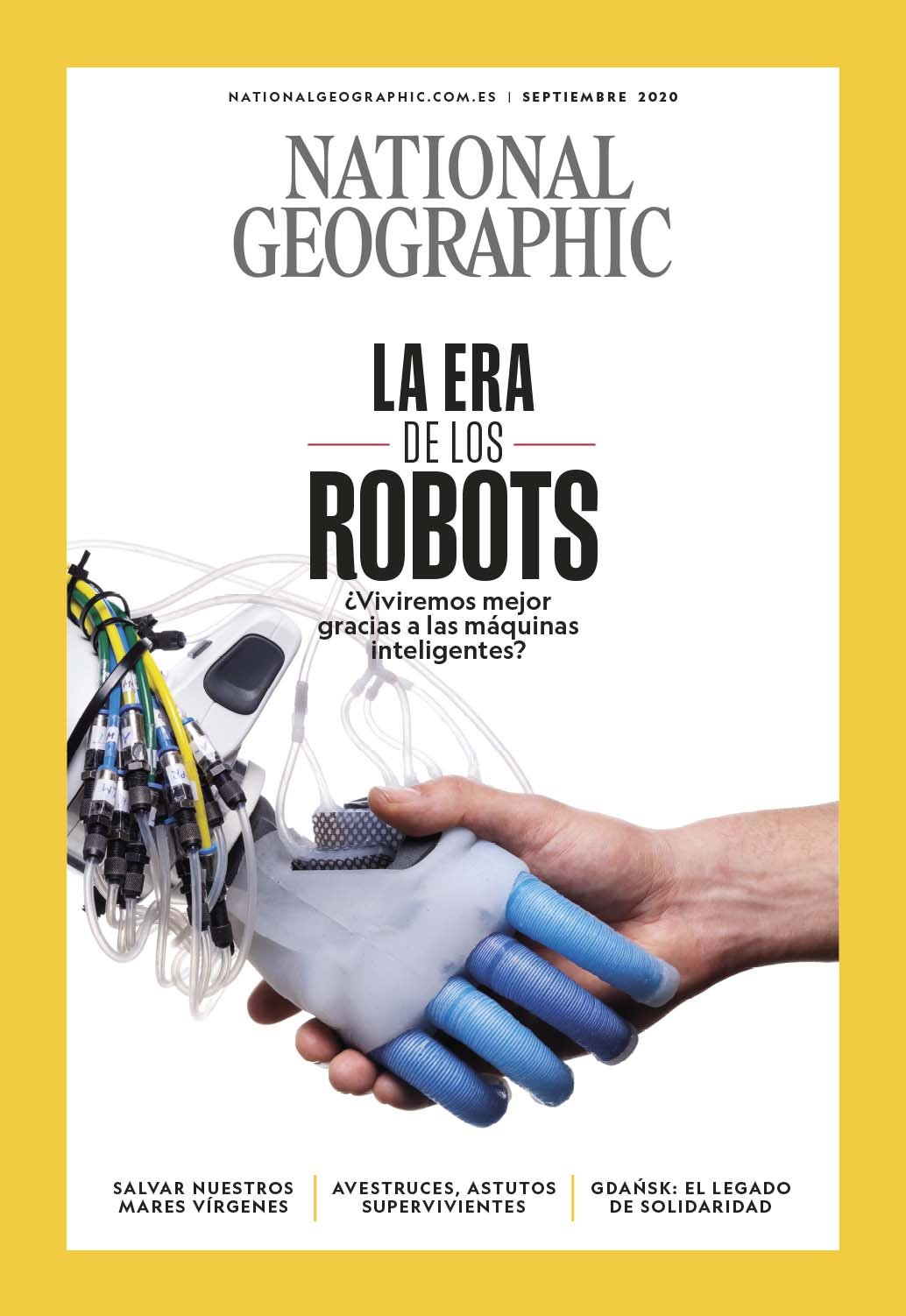 National Geographic Septiembre 2020