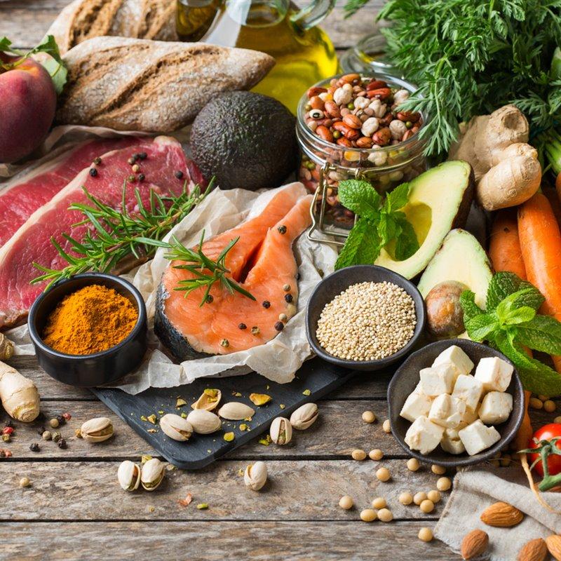 La dieta mediterránea es considerada una de las dietas de las que más evidencia existe para la prevención de enfermedades cardiovasculares.