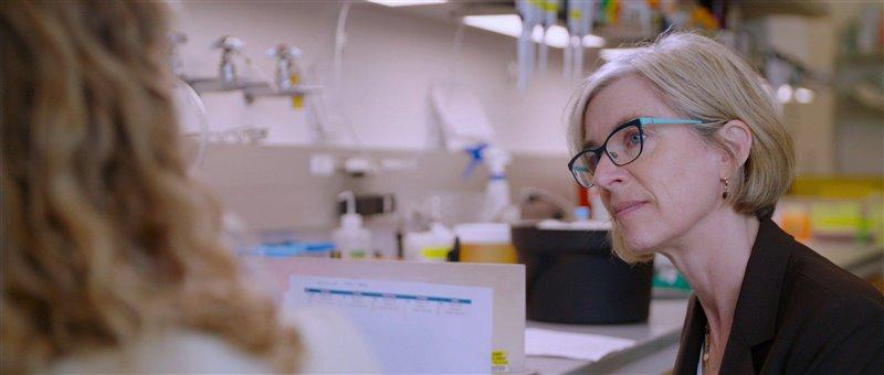 Jennifer Doudna, una de las ganadoras del Premio Nobel de Química 2020 por sus investigaciones sobre CRISPR.
