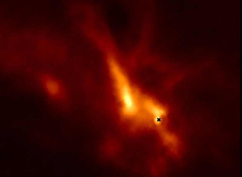 Nube molecular de Ofiuco