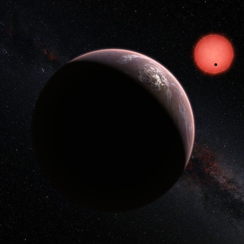Sistema planetario de Trappist-1