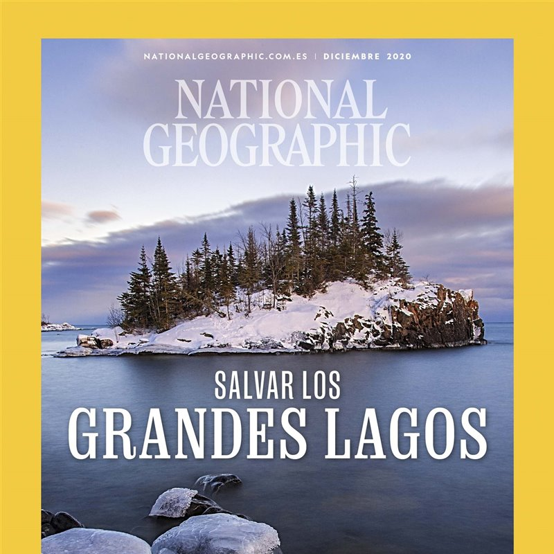 National Geographic Diciembre 2020