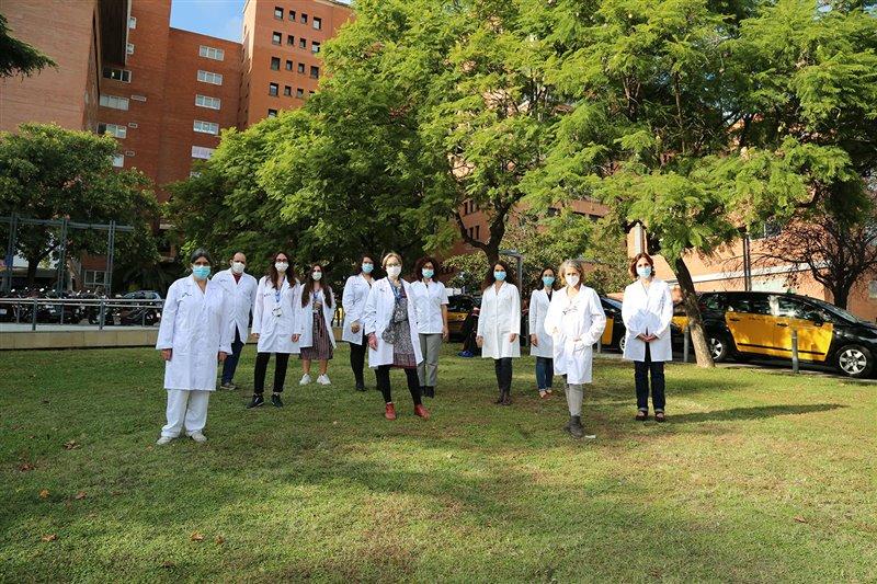 El equipo de investigación del VHIR está dirigido por la doctora Matilde E. Lleonart.