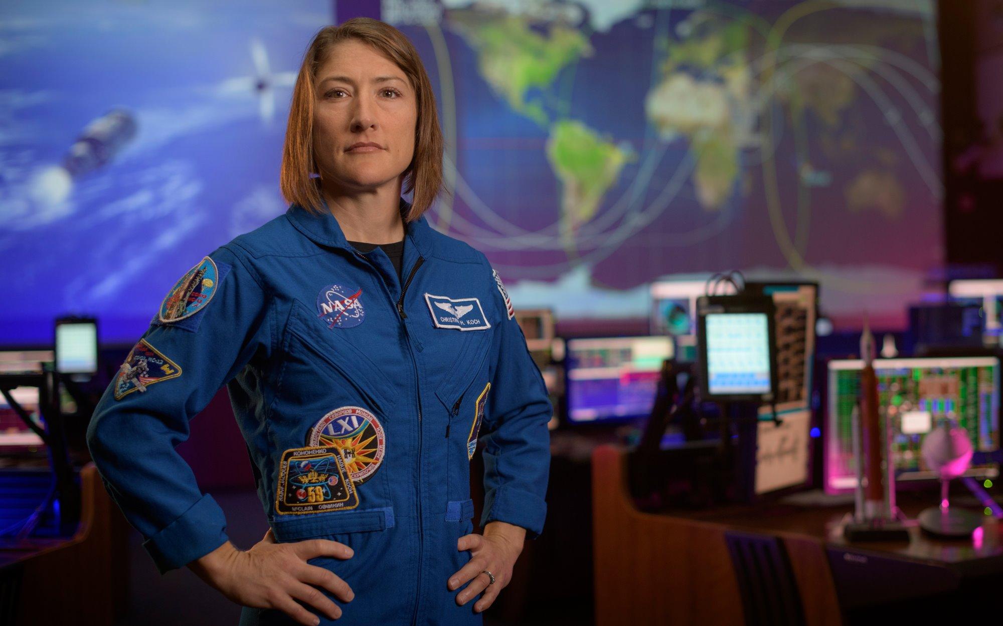 Christina H. Koch