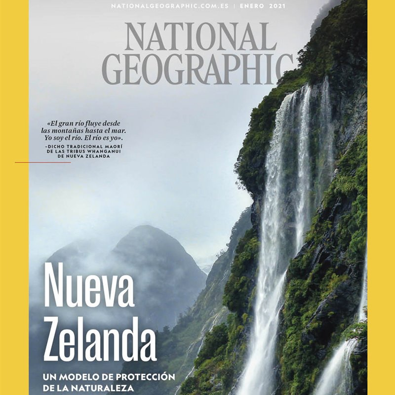 National Geographic Enero 2021