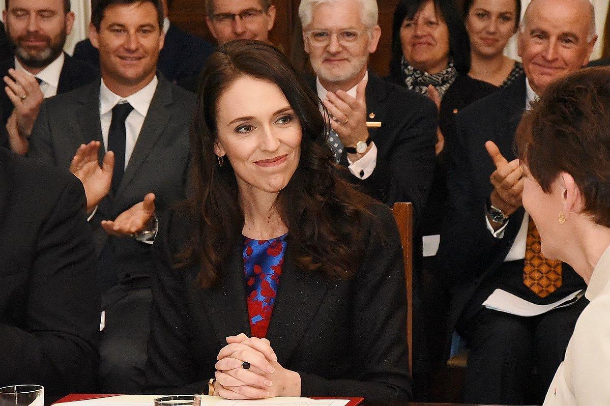 Jacinda Ardern: líder en la crisis