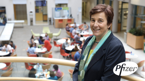 Kathrin Jansen: líder en vacunas