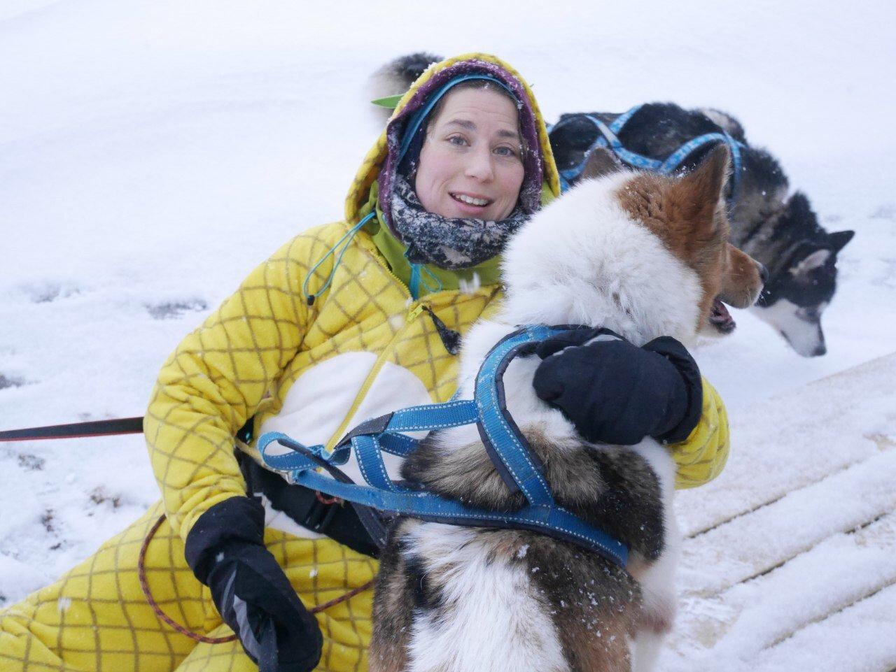 Verena Mohaupt: patrullera polar