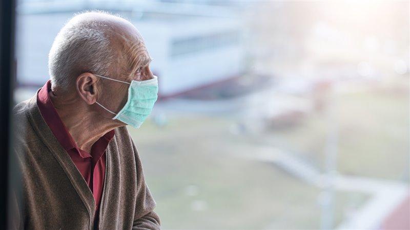 La tercera edad ha sido uno de los colectivos más afectados por la pandemia.