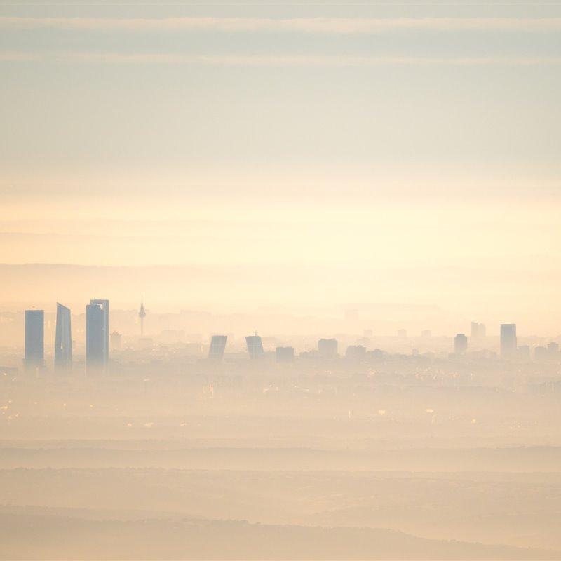 Madrid es la ciudad europea con más mortalidad por dióxido de nitrógeno