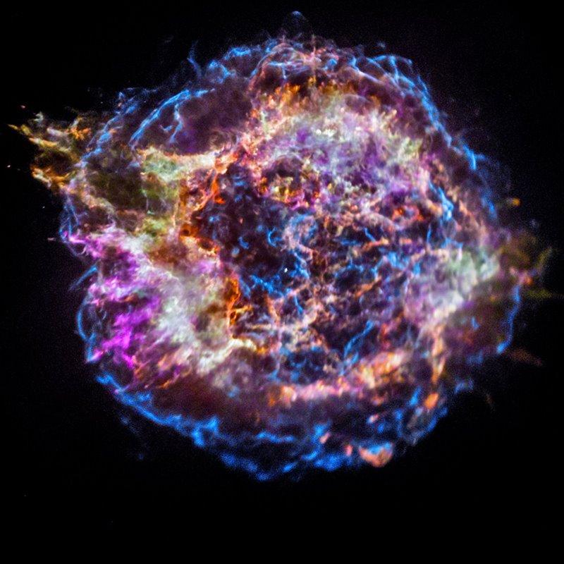 Del Big Bang al siglo XXI en 3 generaciones de estrellas