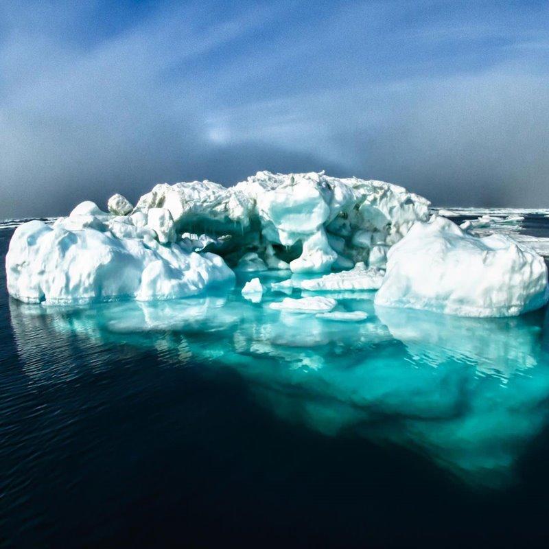 Buscando el ruido submarino en los polos para proteger los océanos