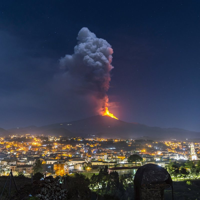 Incansable Etna