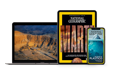 National Geographic España Digital Anual