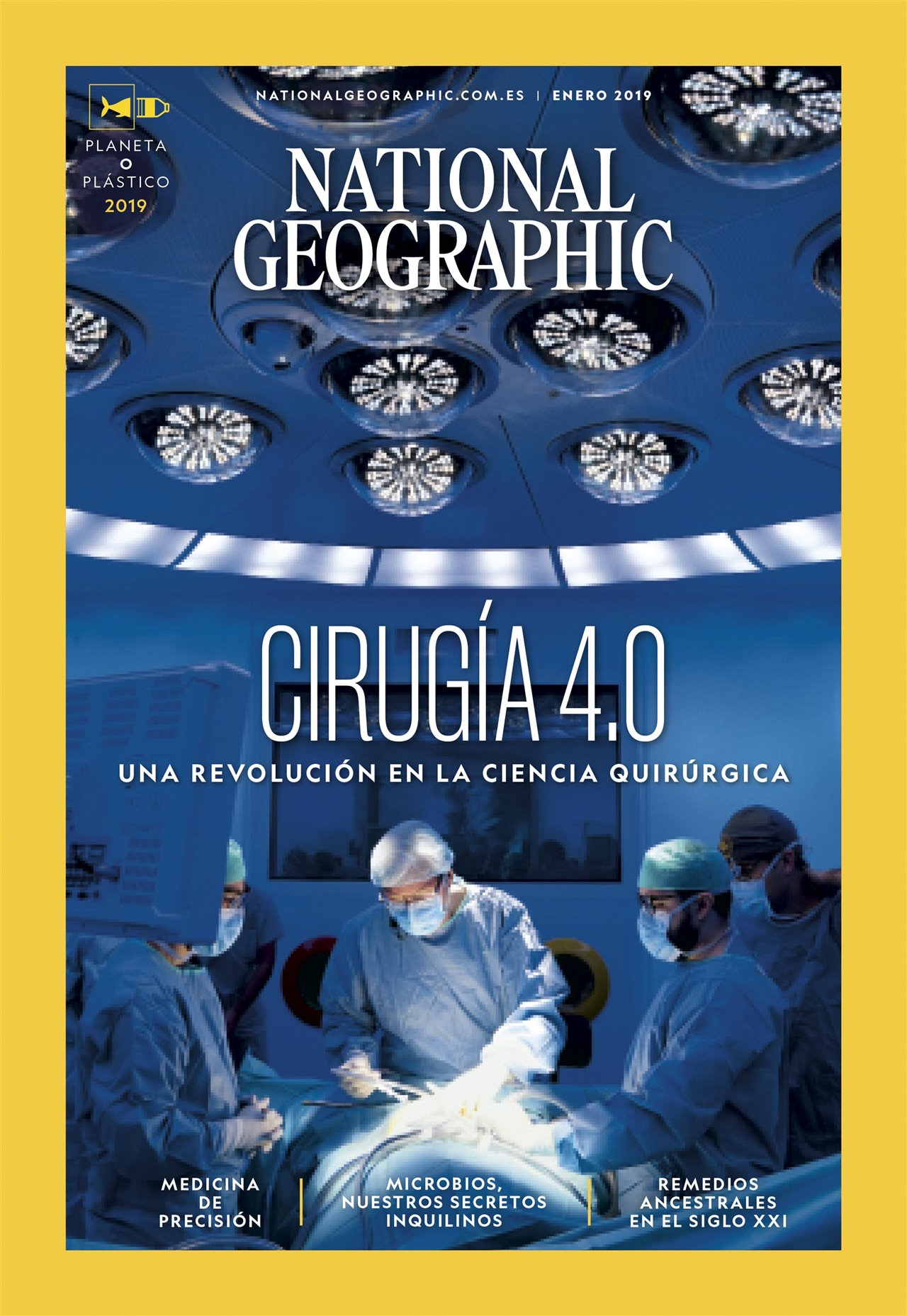 National Geographic Enero 2019
