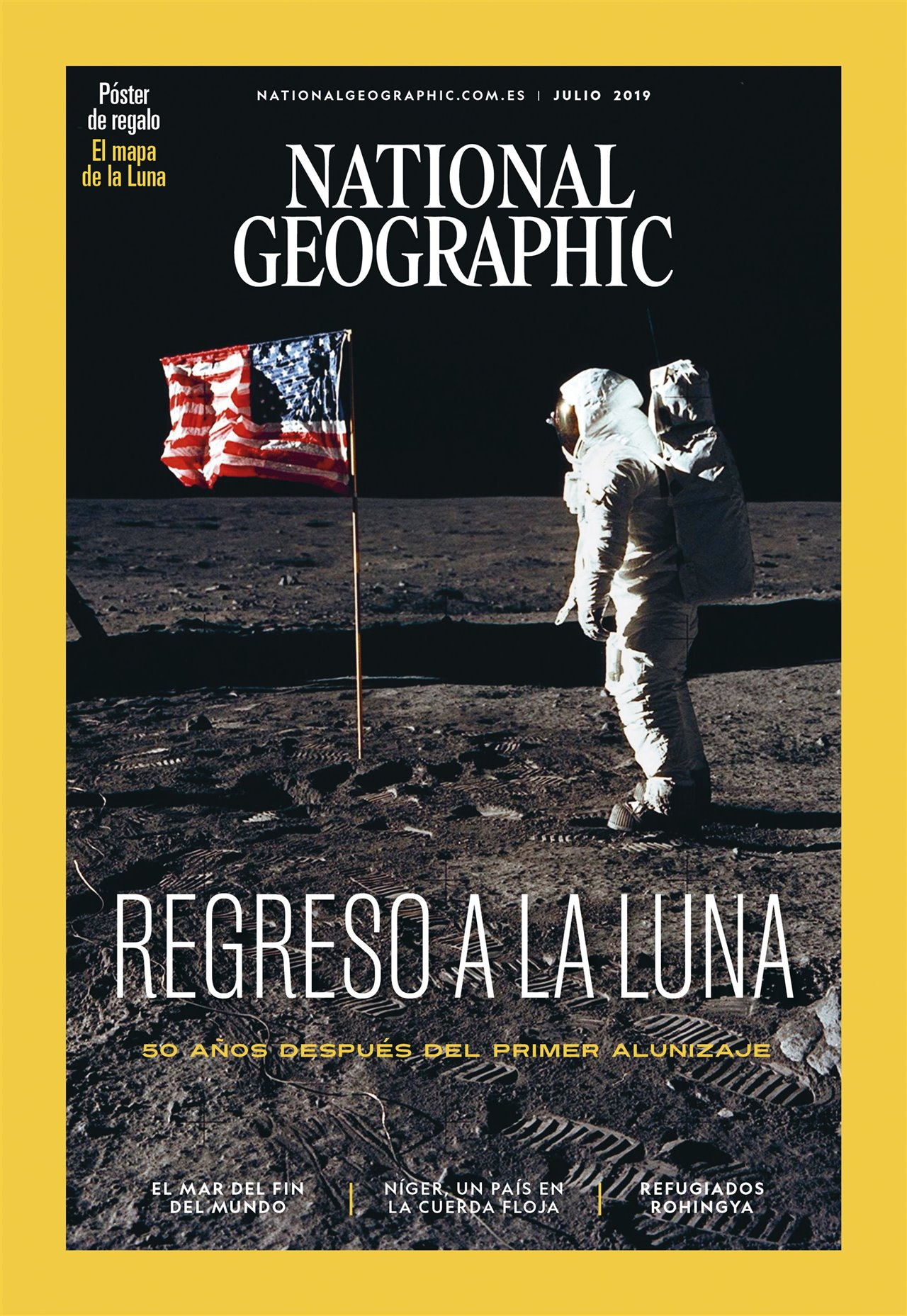 National Geographic Julio 2019
