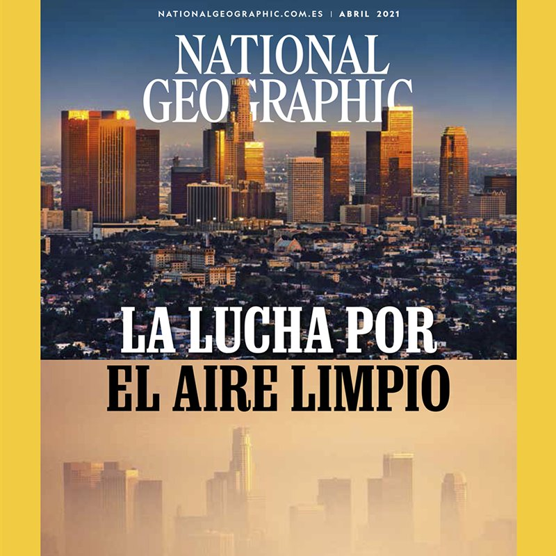 National Geographic Abril 2021