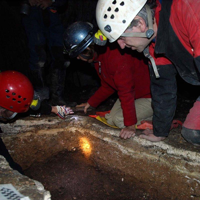 Recuperan ADN nuclear neandertal a partir del sedimento de una cueva de Atapuerca