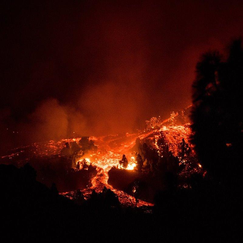La erupción volcánica de La Palma en 10 datos